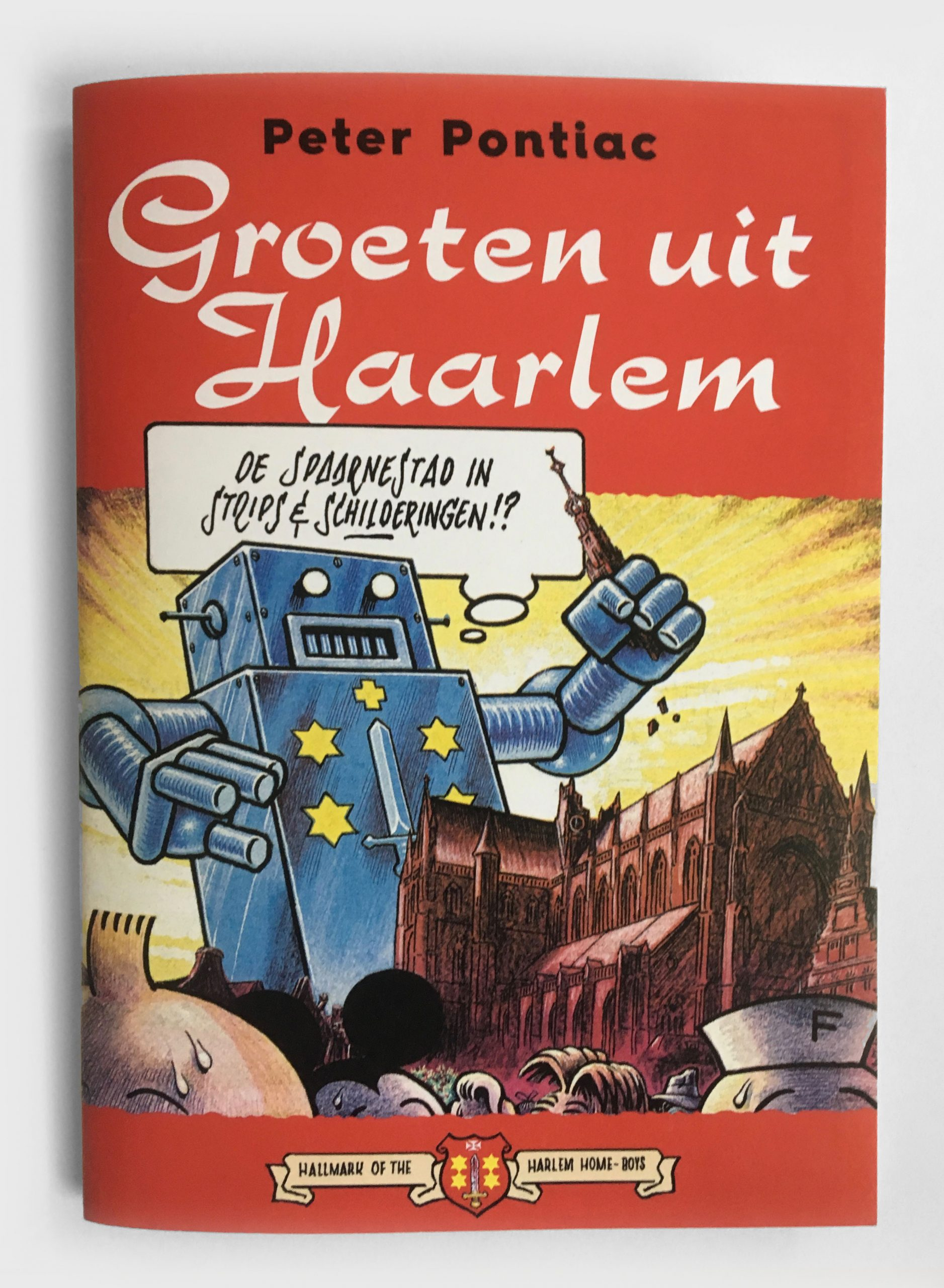 Groeten uit Haarlem