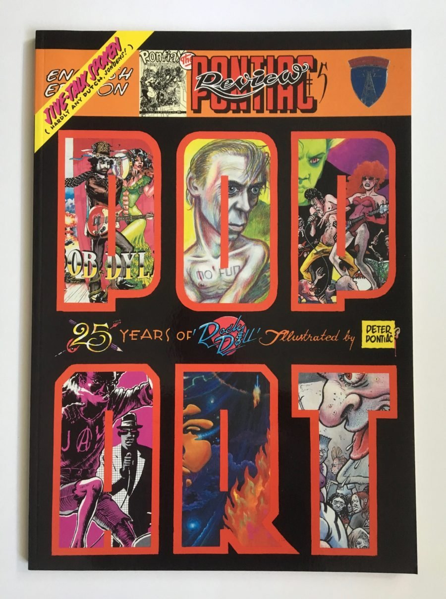 Pontiac Review #5 - Pop Art