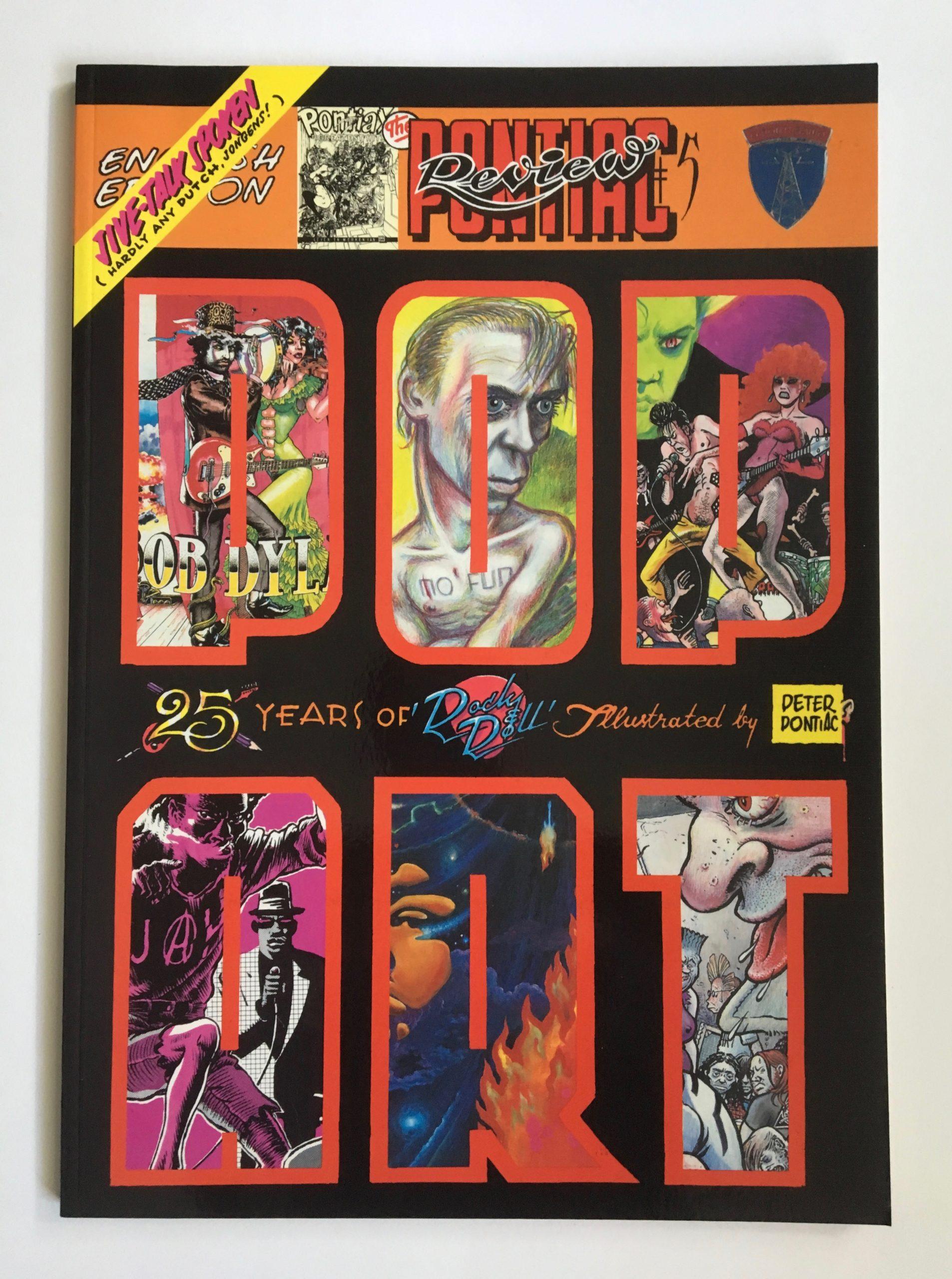 Pontiac Review #5 – Pop Art