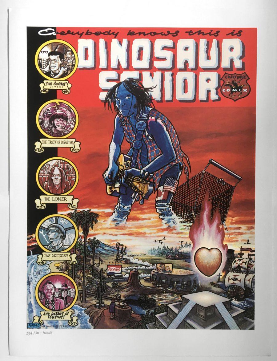 Dinosaur Senior