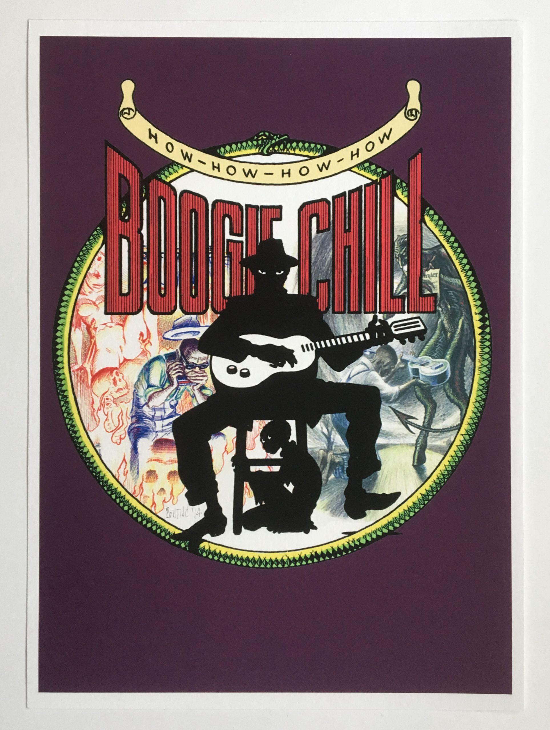 Boogie Chill (ongesigneerd)